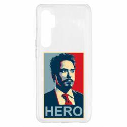 Чохол для Xiaomi Mi Note 10 Lite Stark Hero