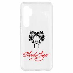 Чохол для Xiaomi Mi Note 10 Lite Steady tiger