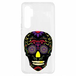 Чехол для Xiaomi Mi Note 10 Lite Sugar Skull Vector