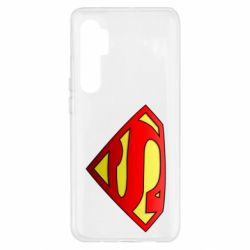 Чохол для Xiaomi Mi Note 10 Lite Superman Logo