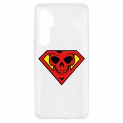 Чехол для Xiaomi Mi Note 10 Lite Superman Skull