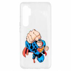 Чохол для Xiaomi Mi Note 10 Lite Супермен Комікс