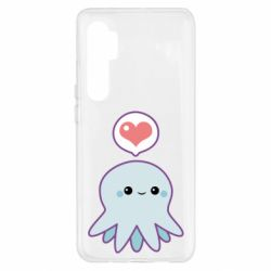 Чохол для Xiaomi Mi Note 10 Lite Sweet Octopus