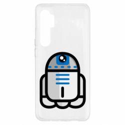 Чехол для Xiaomi Mi Note 10 Lite Sweet R2D2