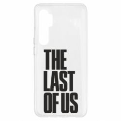 Чохол для Xiaomi Mi Note 10 Lite The Last of Us