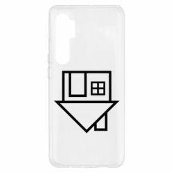 Чехол для Xiaomi Mi Note 10 Lite The Neighbourhood Logotype