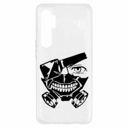 Чехол для Xiaomi Mi Note 10 Lite Tokyo Ghoul mask
