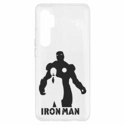 Чехол для Xiaomi Mi Note 10 Lite Tony iron man