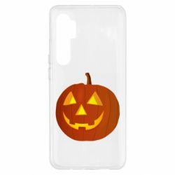 Чохол для Xiaomi Mi Note 10 Lite Тыква Halloween