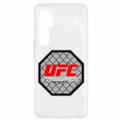 Чехол для Xiaomi Mi Note 10 Lite UFC Cage