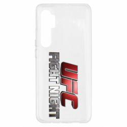 Чохол для Xiaomi Mi Note 10 Lite UFC Fight Night