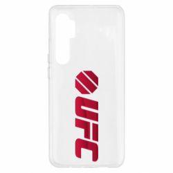 Чехол для Xiaomi Mi Note 10 Lite UFC Main Logo
