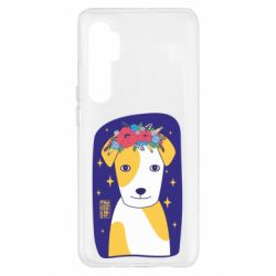Чехол для Xiaomi Mi Note 10 Lite Украинский пес