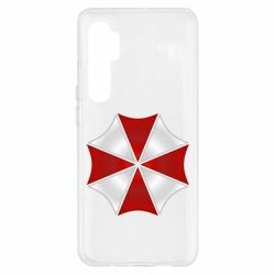 Чохол для Xiaomi Mi Note 10 Lite Umbrella Corp Logo
