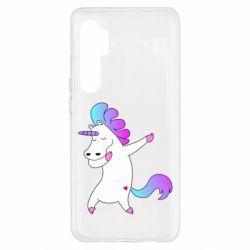 Чехол для Xiaomi Mi Note 10 Lite Unicorn swag