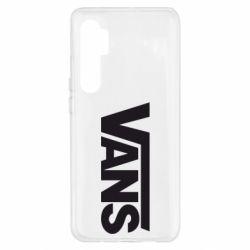 Чохол для Xiaomi Mi Note 10 Lite Vans
