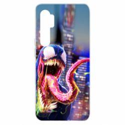 Чехол для Xiaomi Mi Note 10 Lite Venom slime