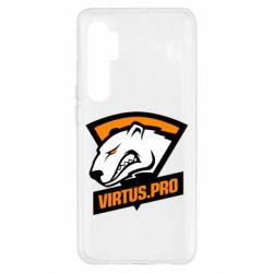 Чохол для Xiaomi Mi Note 10 Lite Virtus logo