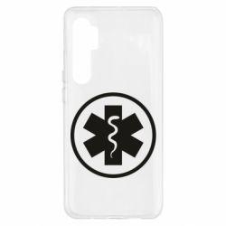 Чехол для Xiaomi Mi Note 10 Lite Warface: medic