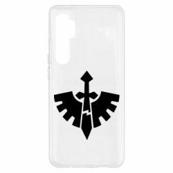 Чохол для Xiaomi Mi Note 10 Lite Warhammer 40k Dark Angels