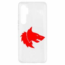 Чохол для Xiaomi Mi Note 10 Lite Warhammer Space Wolf