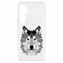 Чохол для Xiaomi Mi Note 10 Lite Wolf Art