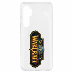 Чохол для Xiaomi Mi Note 10 Lite World of Warcraft game