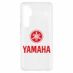 Чохол для Xiaomi Mi Note 10 Lite Yamaha Logo(R+W)