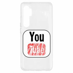 Чохол для Xiaomi Mi Note 10 Lite YouTube
