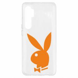 Чохол для Xiaomi Mi Note 10 Lite Заєць Playboy