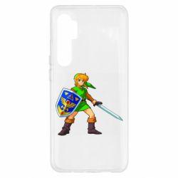 Чехол для Xiaomi Mi Note 10 Lite Zelda
