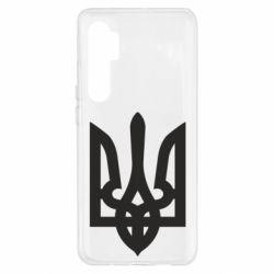 Чехол для Xiaomi Mi Note 10 Lite Жирный Герб Украины