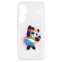 Чохол для Xiaomi Mi Note 10 Lite Zumba Panda