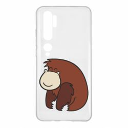 Чехол для Xiaomi Mi Note 10 Little monkey