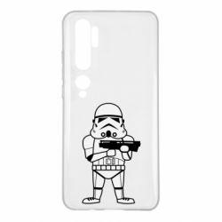Чохол для Xiaomi Mi Note 10 Little Stormtrooper