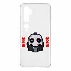 Чехол для Xiaomi Mi Note 10 Love death and robots