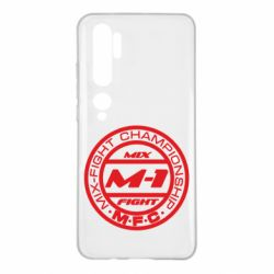 Чехол для Xiaomi Mi Note 10 M-1 Logo