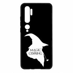 Чехол для Xiaomi Mi Note 10 Magic is coming