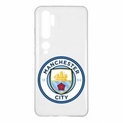 Чехол для Xiaomi Mi Note 10 Manchester City