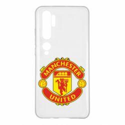 Чохол для Xiaomi Mi Note 10 Манчестер Юнайтед