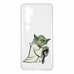 Чохол для Xiaomi Mi Note 10 Master Yoda
