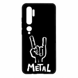 Чехол для Xiaomi Mi Note 10 Metal