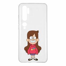 Чохол для Xiaomi Mi Note 10 Мейбл Пайнс