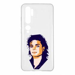 Чехол для Xiaomi Mi Note 10 Michael Jackson Graphics Cubism