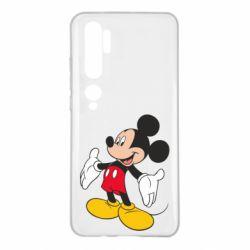 Чохол для Xiaomi Mi Note 10 Mickey Mouse