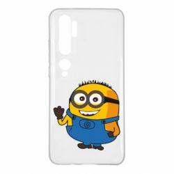 Чехол для Xiaomi Mi Note 10 Mignon smiles