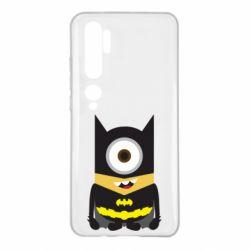Чохол для Xiaomi Mi Note 10 Minion Batman