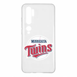 Чохол для Xiaomi Mi Note 10 Minnesota Twins