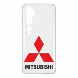 Чехол для Xiaomi Mi Note 10 MITSUBISHI