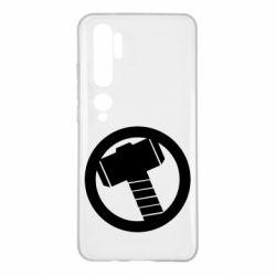 Чехол для Xiaomi Mi Note 10 Молот Тора